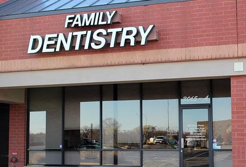 Herndon dental office